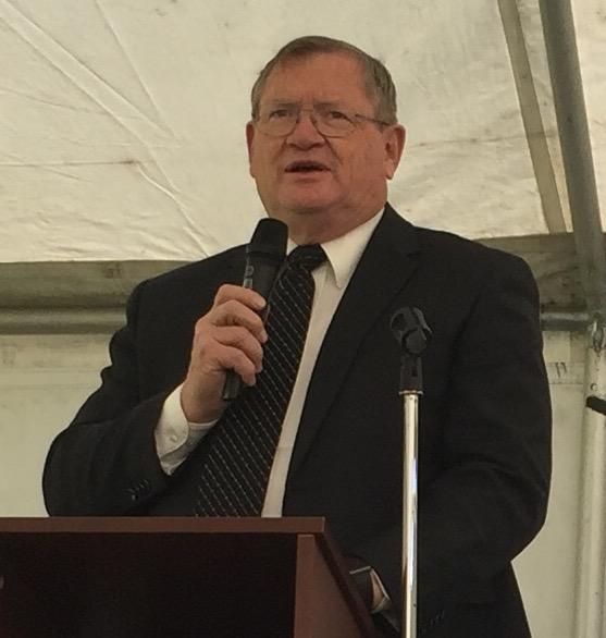 Ben Cluff- CEO Ashley Regional Medical Center
