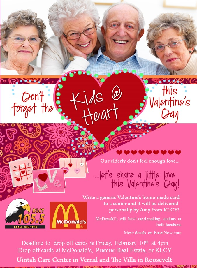 Cards 4 Kids At Heart Brightening Valentine S Day For Local Seniors