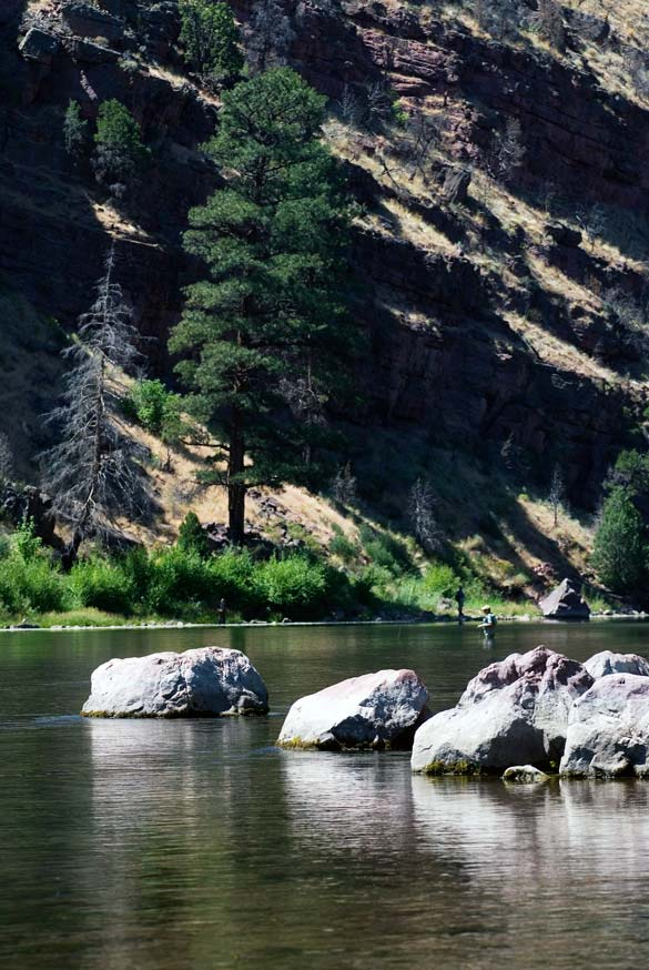Caution advised on the green river basin now for Green river utah fishing report