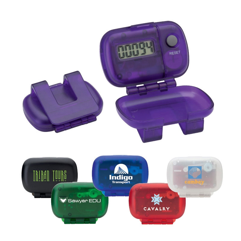 Pedometer by Scarborough & Tweed