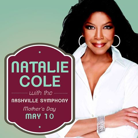 Natalie Cole at the Symphony