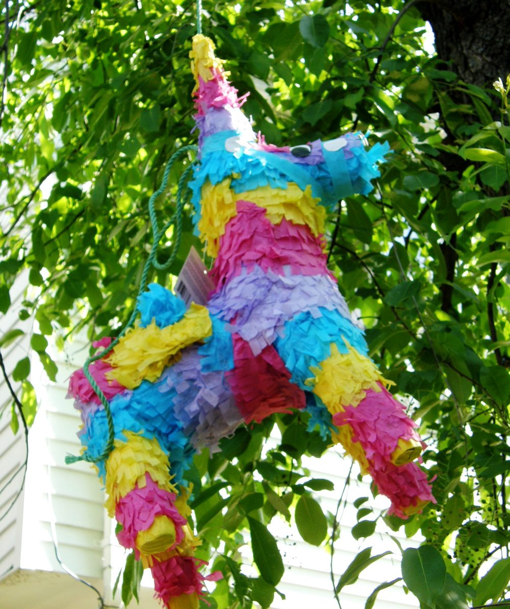 Grown-Up Piñata