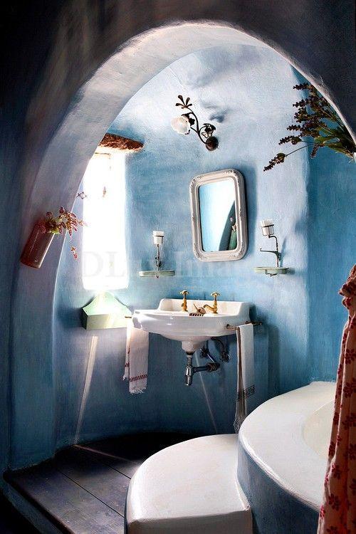 Color Trend Mediterranean Blue Joseph Carini Carpets