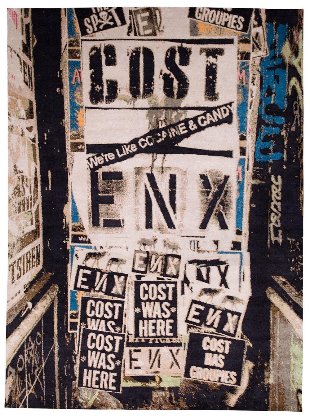 COST ENX x Carini Lang carpet