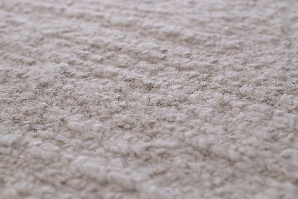 Detail shot of Carini Lang's Sumak carpet