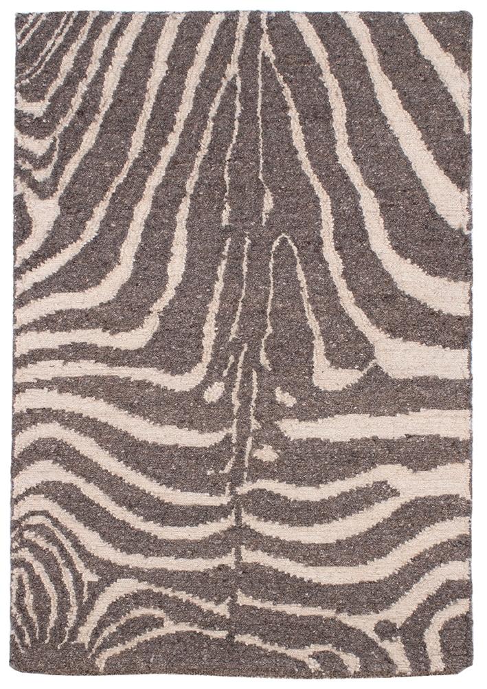 Carini Lang's Zebra print in Sumak