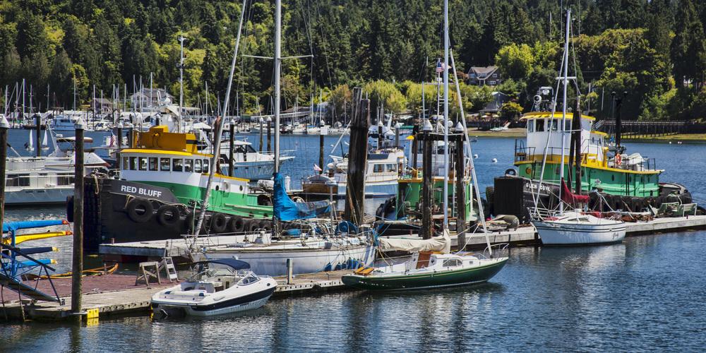 Bainbridge Island Harbor