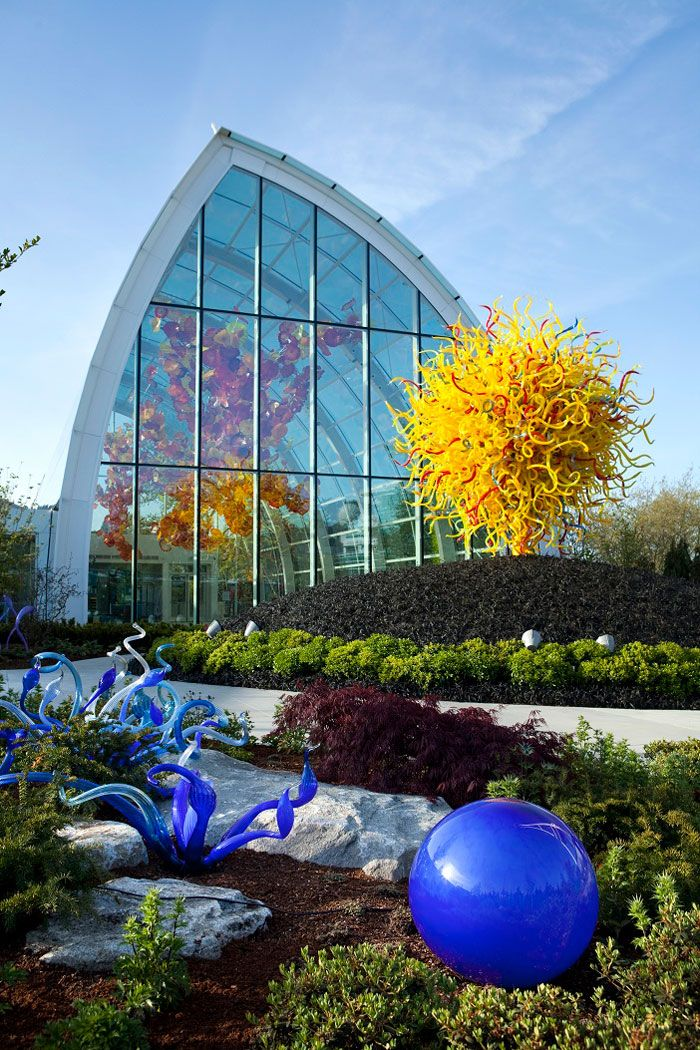 Seattle Center, Chijuly Glass Museum