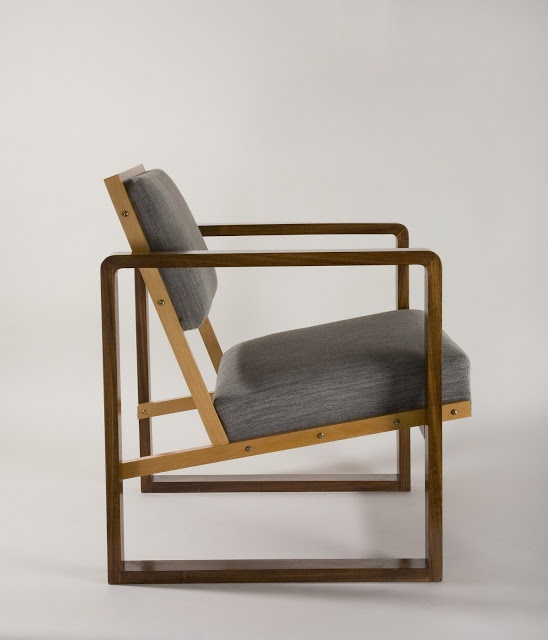 Josef Albers, Club chair, 1928