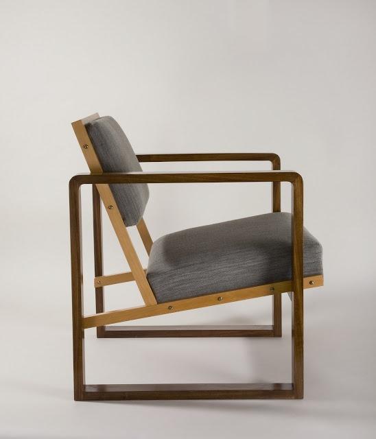 Josef Albers, Club chair, 1928