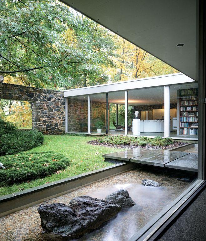 Hooper House II, Marcel Breuer