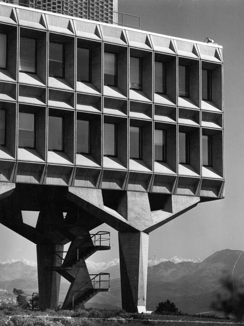 IBM Research Center, Marcel Breuer