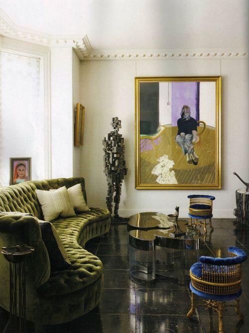 Designer Spotlight Jacques Grange Joseph Carini Carpets