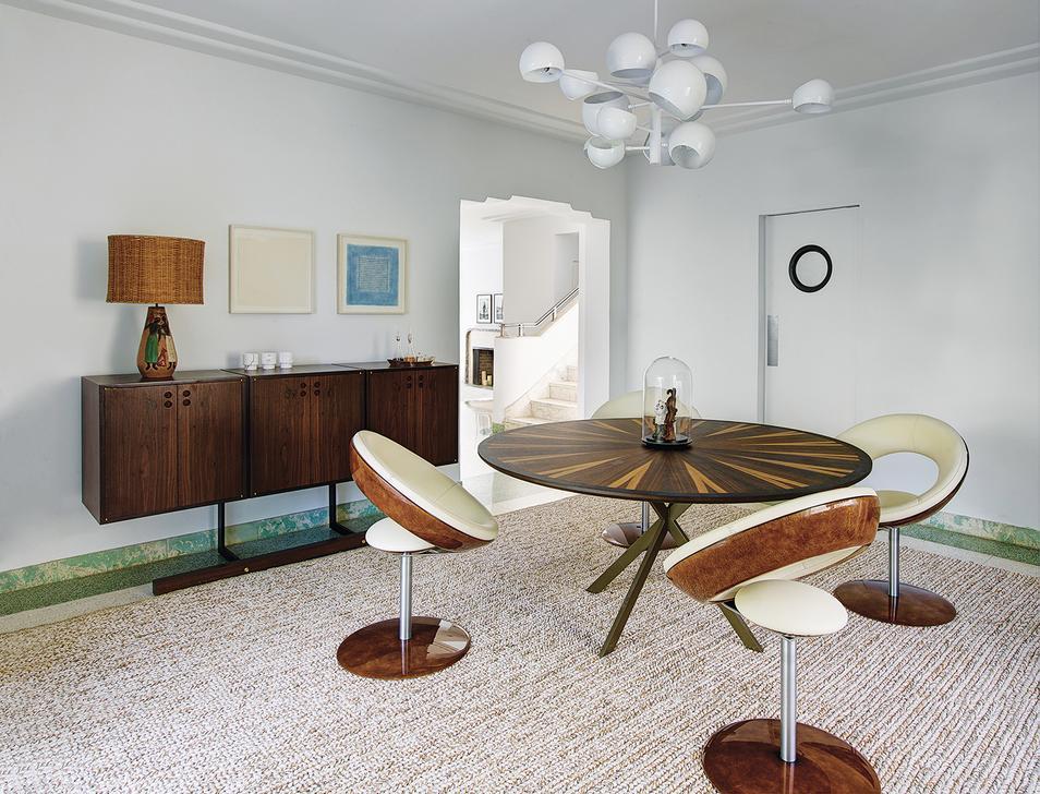 Inside a Miami residence