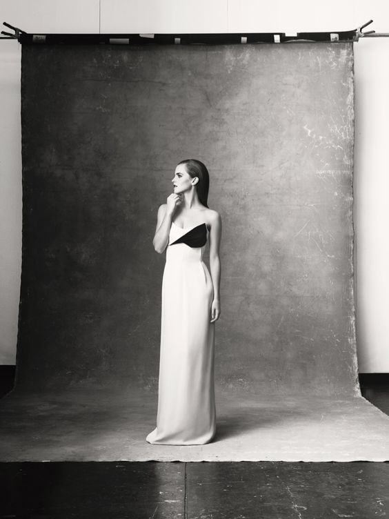 Emma Watson Dazzles in NET A PORTER Shoot Featuring #EcoFriendly Fashion #SkirtingTheCarpet