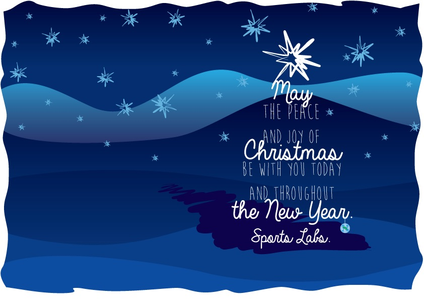 sports labs have a great holiday this festive season