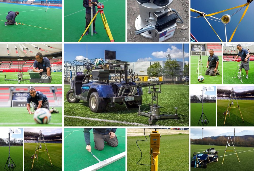 Hear from the experts in sports surfaces