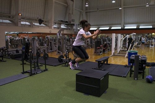 Train Like a Pro: Plyometrics featuring Ali Krieger ?format=500w