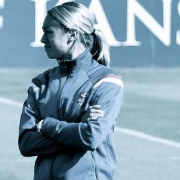 Former KU Assistant Coach, Jessica Smith