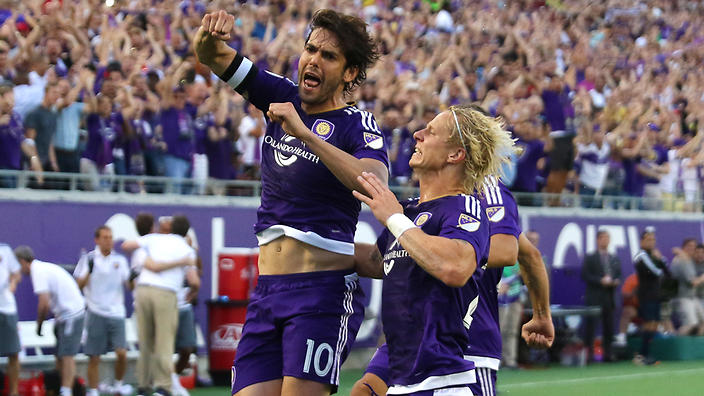 Photo Credit: SBS  Kakà scores first goal in MLS Debut