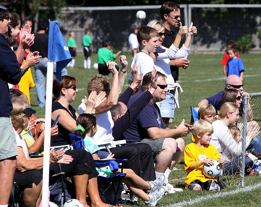 football parents