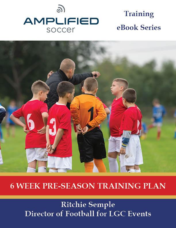 Books amplified soccer training 6 week preseason training plan fandeluxe Image collections