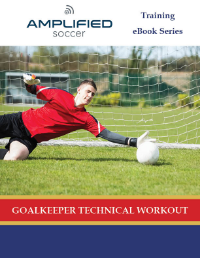 goalkeeper individual technical workout