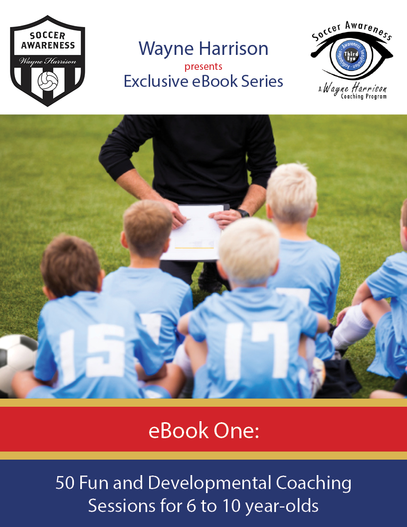 Soccer Coaching Books — Amplified Soccer Training
