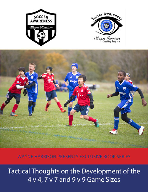 Books amplified soccer training tactical thoughts on the development of the new 4 v 4 7 v 7 and fandeluxe Image collections