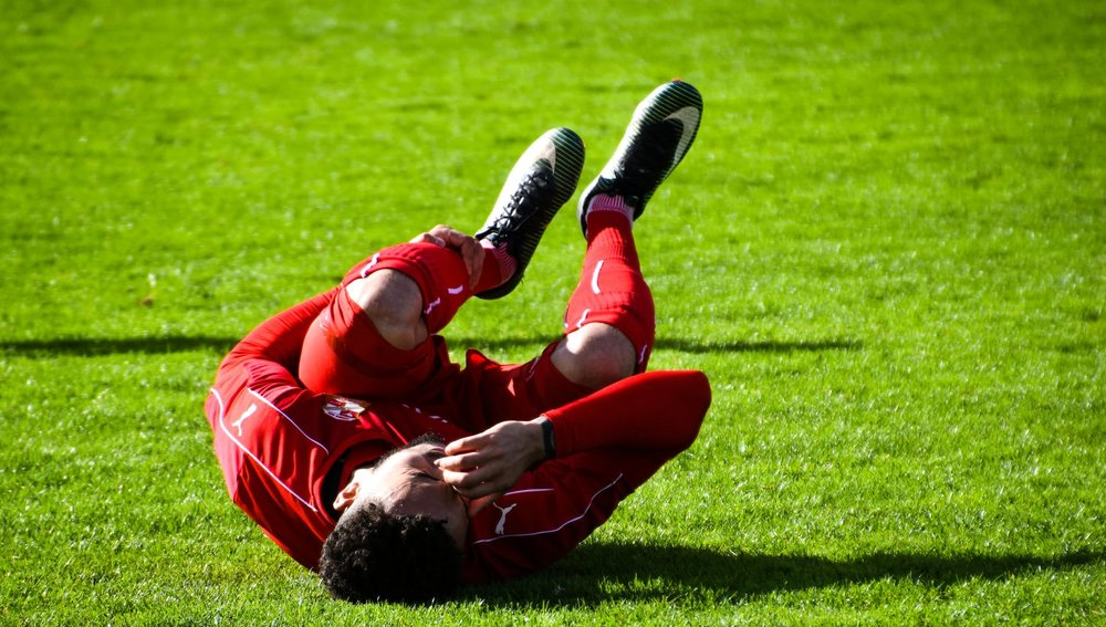 Injuries can completely end careers  Photo by Pixabay / CC0 1.0