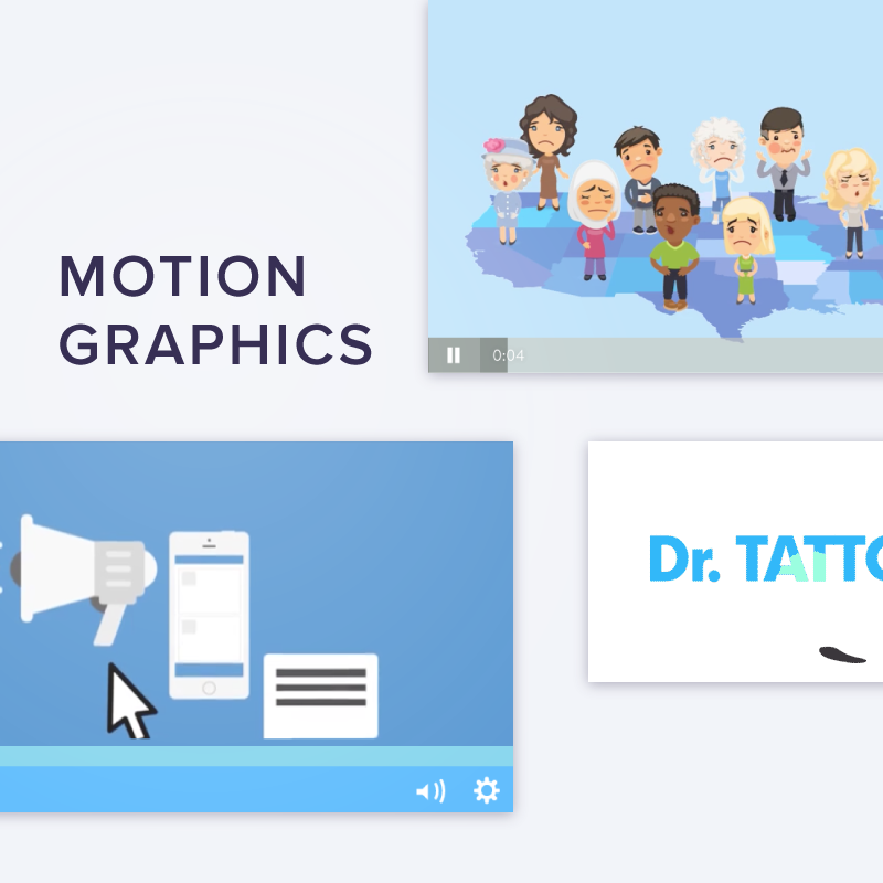 Motion Graphics / Brand / Video