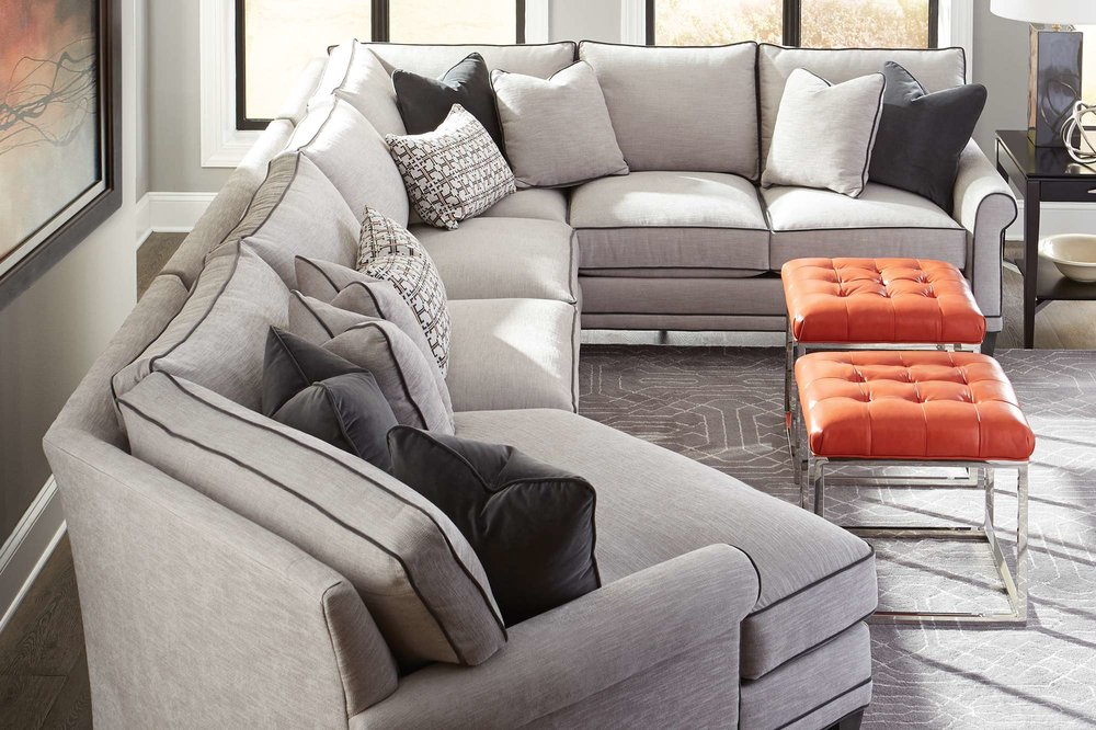 Rowe Furniture Specializes In High Quality Custom Sofas, Chairs, Accent  Chairs, Sectionals U0026 Slipcovers With Hundreds Of Fabrics To Choose From ...