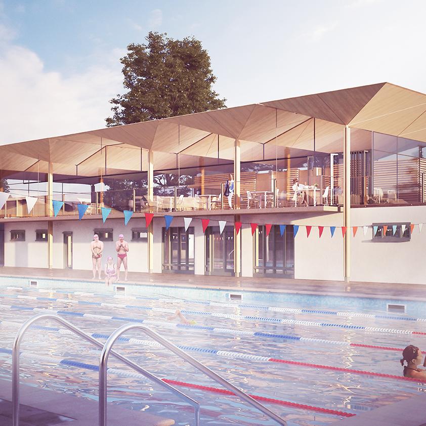 Hampton Pools