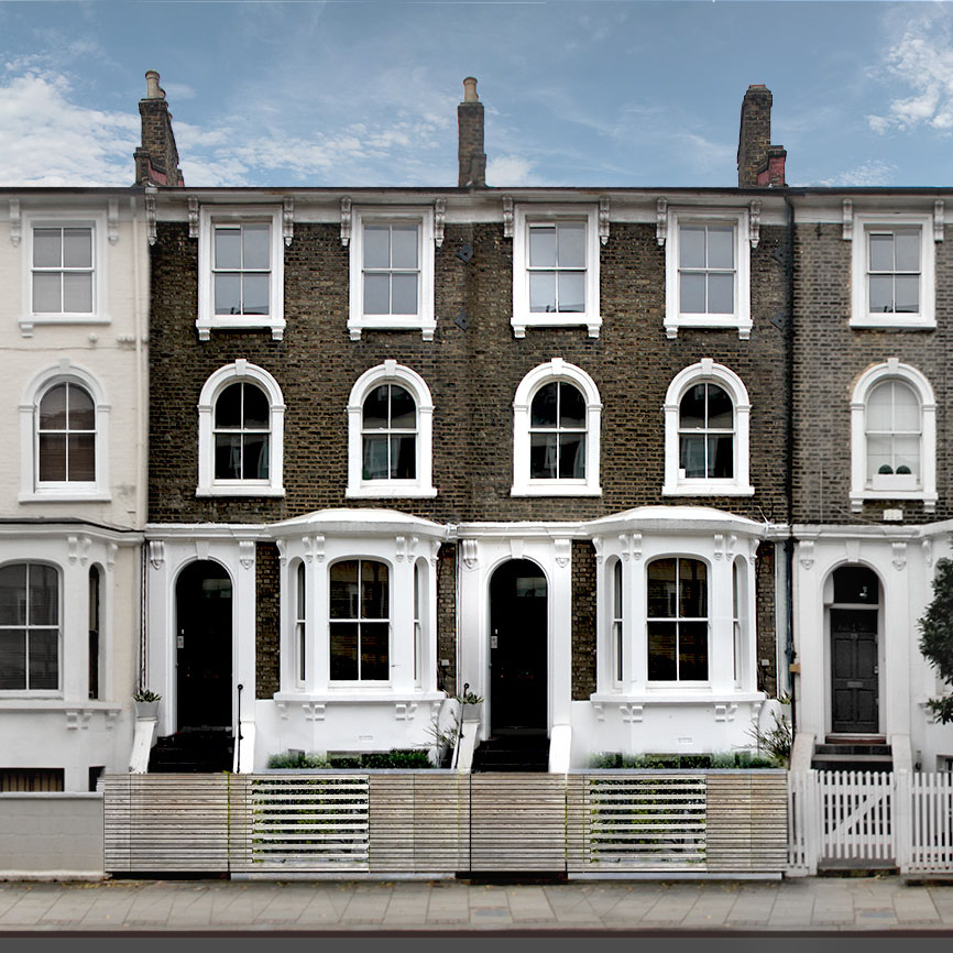 Clapham Townhouses
