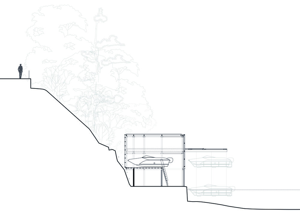 Boathouse Long Section-100A3.jpg