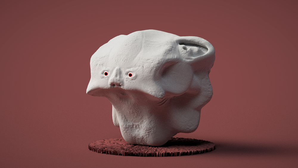zBrush - Speed Sculpting