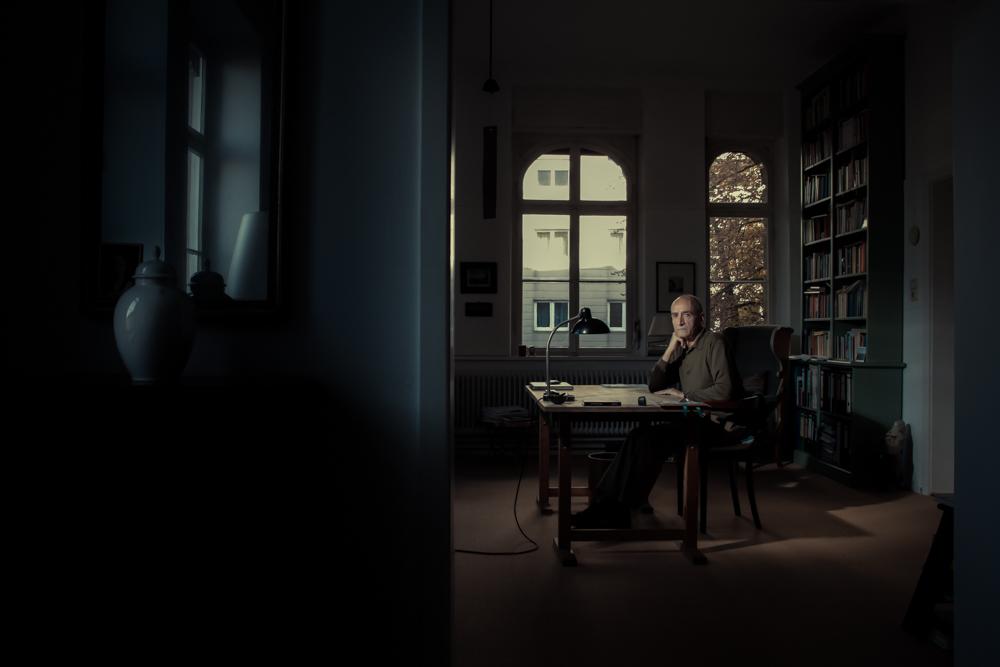 Dietrich Leube, Autor, 2012.jpg