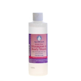 AprilFresh® Rinse Free Shampoo & Body Wash
