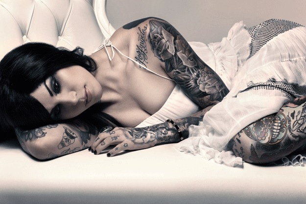 Photo by Patrick Demarchelier (from  inkedmag.com )