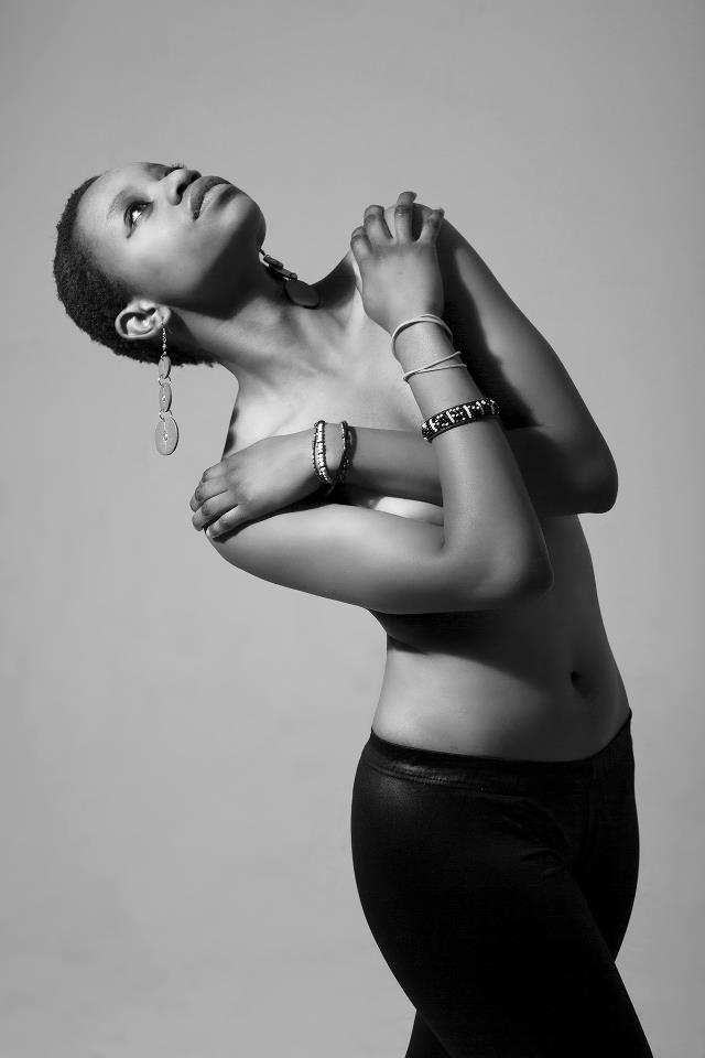Shot at the NMMU Photography Studios. 2012.