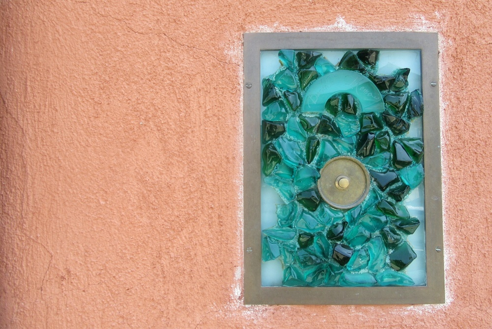 Murano Glass Doorbell