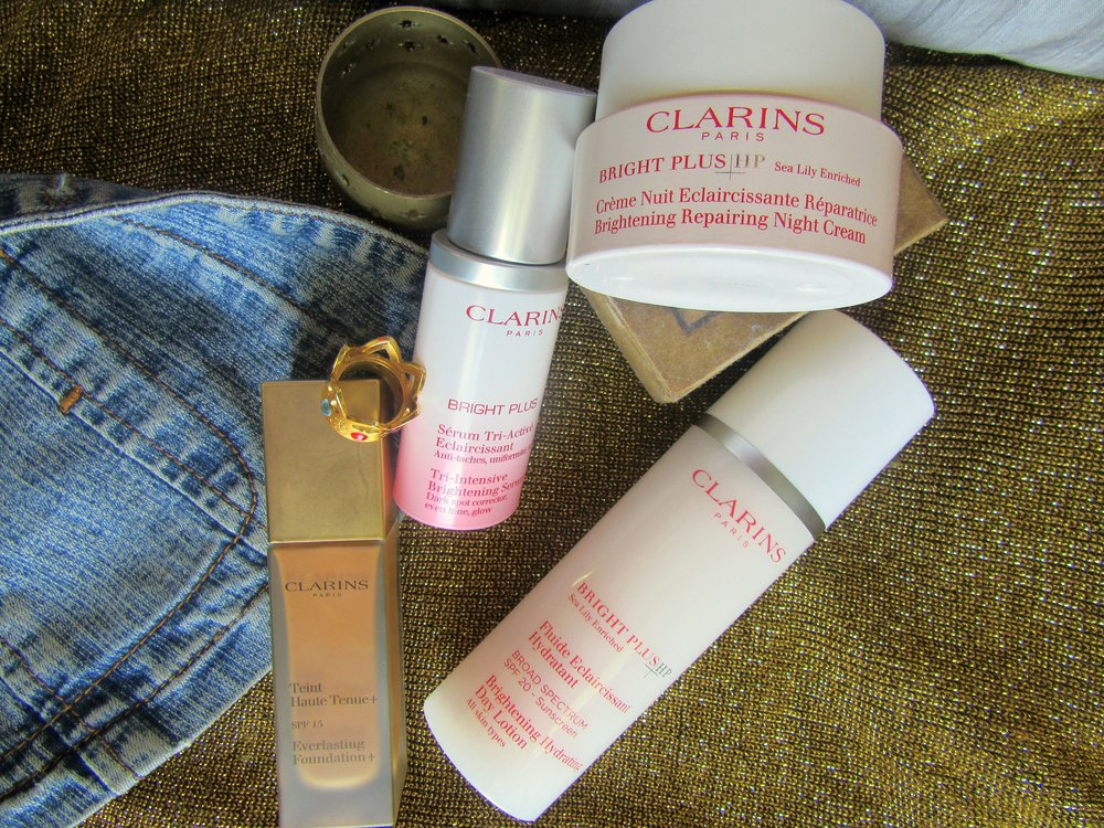 Frame Ambition Clarins Bright Plus Hyperpigmentation