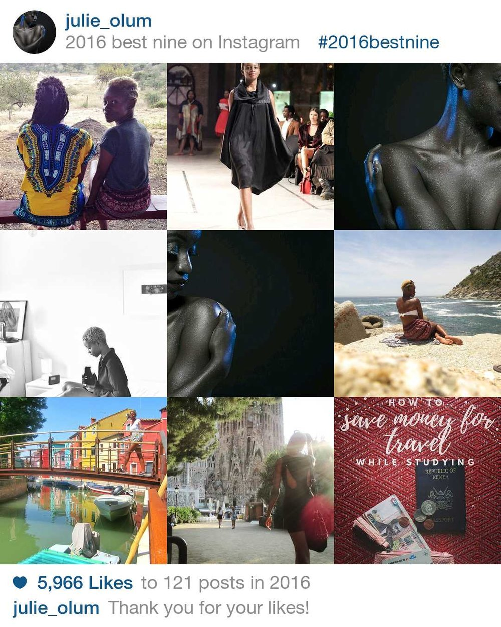 frame ambition best nine 2016 instagram
