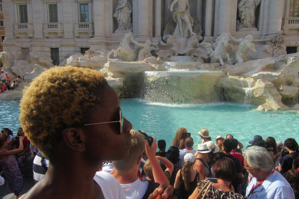 trevi fountain rome attractions solo travel