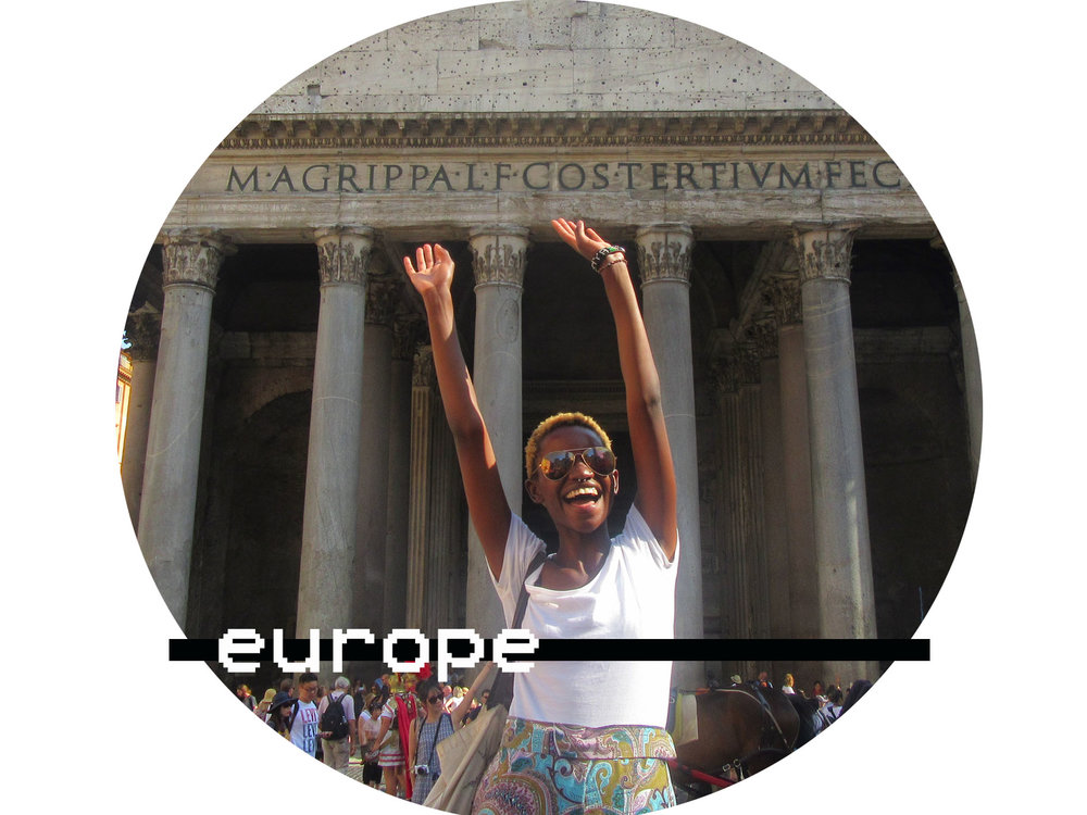 frame ambition travel europe
