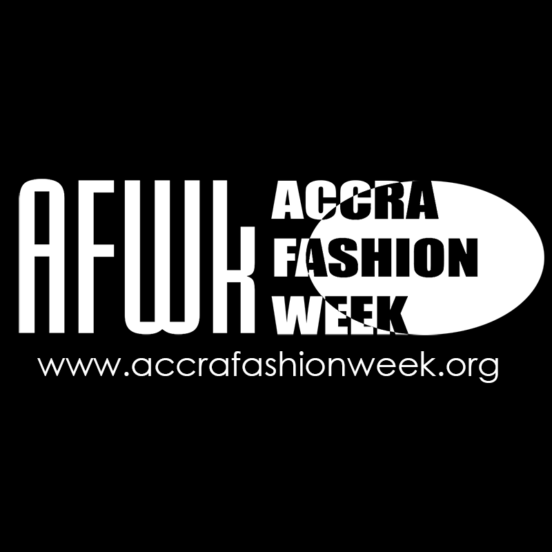 accra fashion week logo frame ambition africa