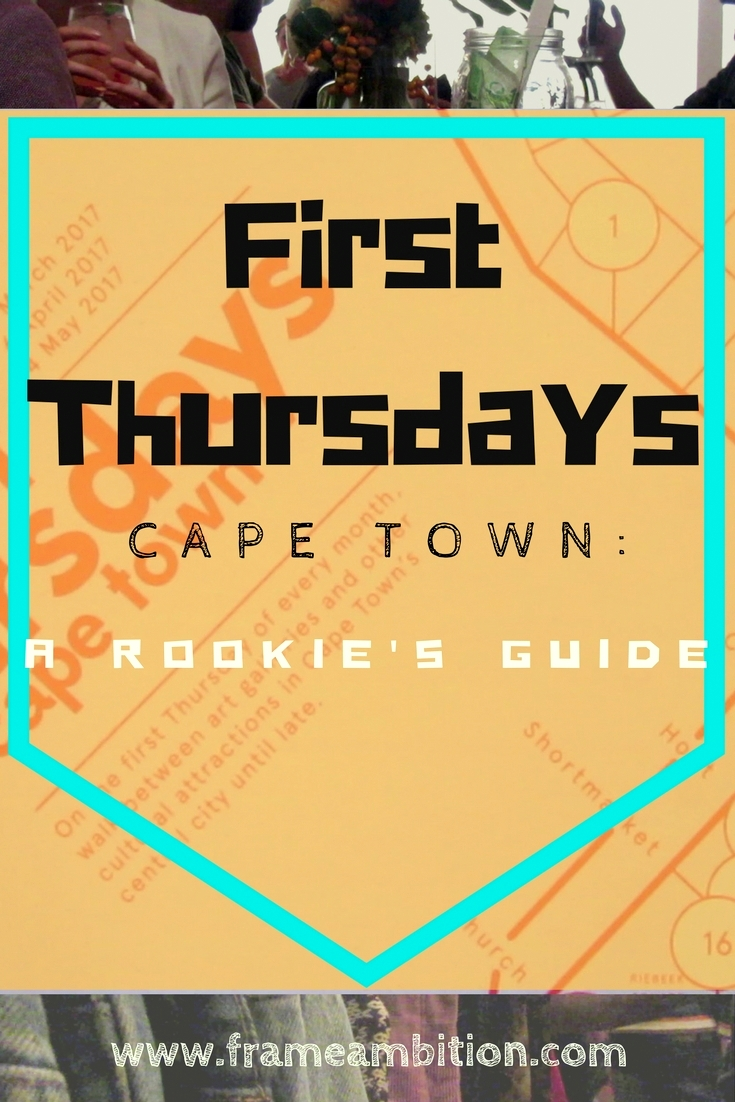 PIN IT: What's on for First Thursdays Cape Town