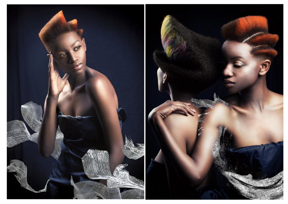 EDITORIAL : My First Hair Model Experience