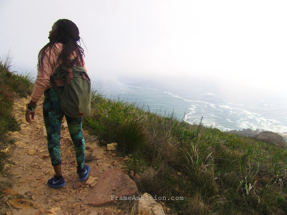 girl_hiking_cape_town_ocean_view