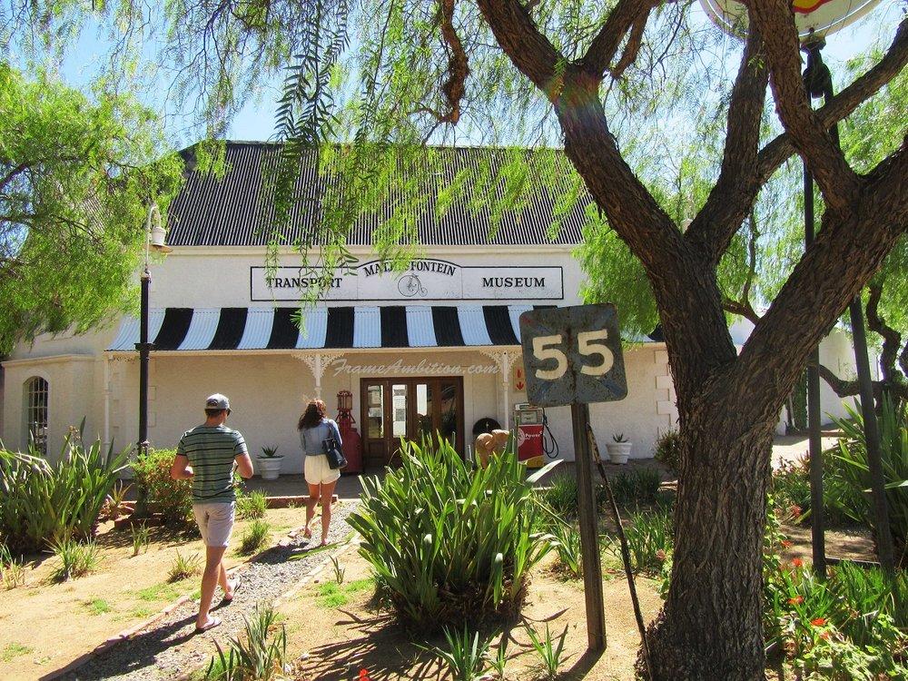 matjiesfontein_transport_museum